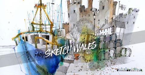 ian fennelly sketch wales